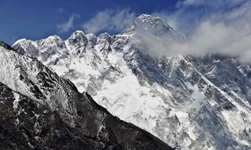 Man suffering from terminal cancer climbs Mt Everest