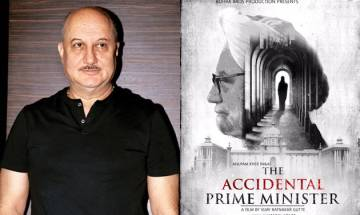 'The Accidental Prime Minister' First Look: Anupam Kher to portray Manmohan Singh on silver screen