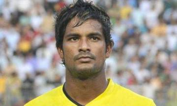 Subrata Paul, Indian goalkeeper suspended by NADA