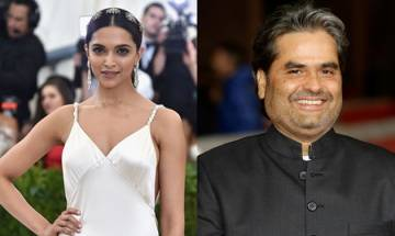 Deepika Padukone is a combination of an actor and a star: Vishal Bhardwaj