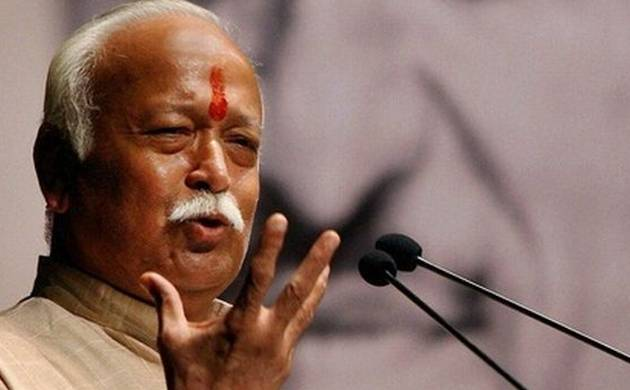 RSS Chief Mohan Bhagwat (File photo: PTI)