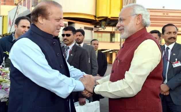 PM Narendra Modi and Pakistan PM Nawaz Sharif (Image: PTI)