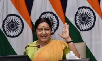 Sushma Swaraj and Indian Embassy to help even if you are stuck on the Mars