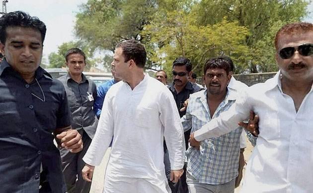 Congress Vice President Rahul Gandhi (Image: PTI)