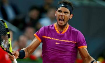 French Open 2017 | Men's Singles: Rafael Nadal thrashes Dominic Thiem in straight sets to win semis, sets up blockbuster final