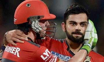 Indian skipper Virat Kohli is good guy with good heart, says AB de Villiers