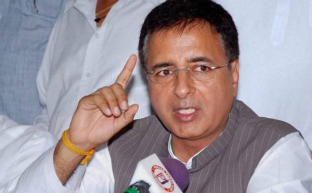 Randeep Surjewala (Image: PTI)