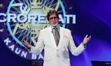 Sony TV releases 'Kaun Banega Crorepati' promo, Big B invites registration from June 17