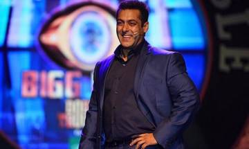 Bigg Boss 11: Is this the first celebrity contestant of Salman Khan's show?