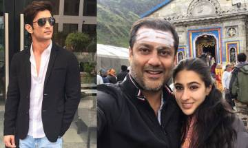 'Kedarnath': Sara Ali Khan begin preparation for her debut with Sushant Singh Rajput-starrer, here's the proof