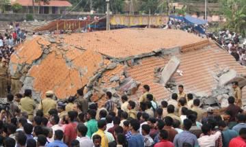 Haryana: Roof of Gurdwara collapses in Panipat leaving 8 injured, few trapped under debris