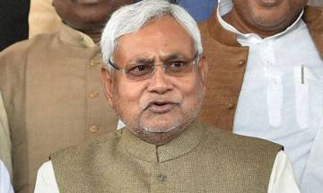 Nitish Kumar accepts BJP's challenge to hold polls in Bihar, dares for simultaneous election in UP