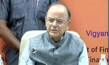 Jaitley discusses NPA scenario with top bankers, takes stock of banks' finances