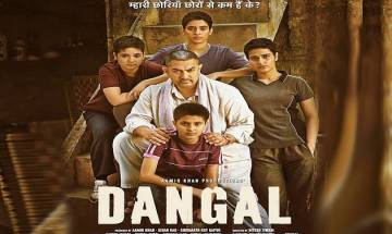 Aamir Khan starrer 'Dangal' becomes 30th biggest hit movie worldwide, beats Johnny Depp's 'Alice Through The Looking Glass'