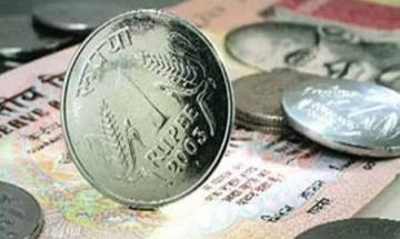Rupee falls 15 paise against dollar amid UK political churn