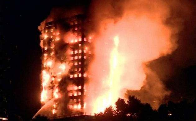 London Fire (Image: PTI)