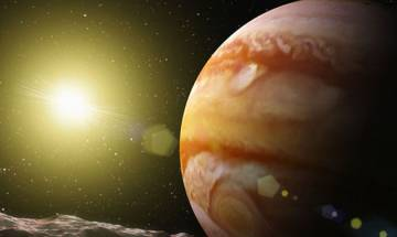 Jupiter's age revealed: Gas giant is oldest planet in solar system, was born after the Sun was formed