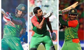 ICC Champions Trophy 2017 | IND vs BAN: Five 'Bangla Tigers' who could spring up surprise against 'Men in Blue'