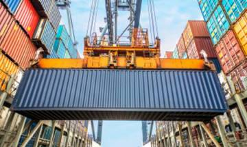 Exports grow by 8.32 per cent to USD 24 billion in May; trade deficit widens to USD 13.8 billion