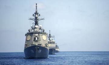 India, US, Japan to participate in trilateral maritime exercise in Bay of Bengal