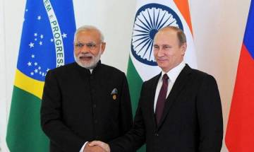 Putin didn't make any offer to mediate in resolving Indo-Pak issues: MEA