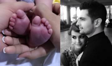 Karan Mehra-Nisha Rawal become proud parents of a baby boy (see pic)