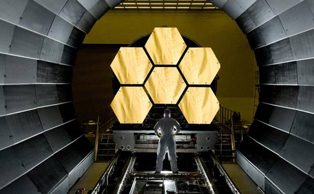 NASA's James Webb Space Telescope to search for signs of alien life
