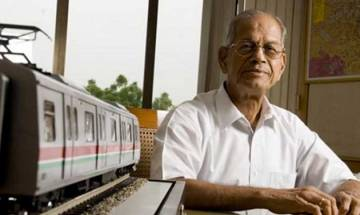 Crowd breaks into cheers for 'Metro Man' at Kochi Metro launch