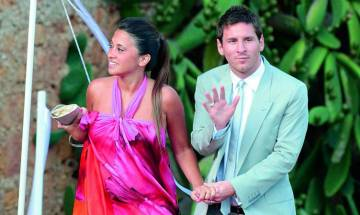 Messi's hometown, old and childhood friends brace for celeb wedding