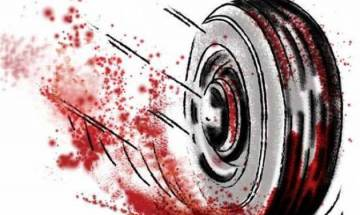 Rajasthan: 3 killed, 4 injured as car collides with truck in Bikaner area