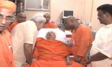 President of Ramakrishna Mission Swami Atmasthanandaji Maharaj dead, PM Modi says personal loss