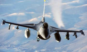 Lockheed Martin ties up with TATA to manufacture F-16 fighter planes in India; deal signed ahead of PM Modi's visit to US