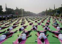 International Yoga Day: Government launches app for people to share their experiences