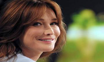Carla Bruni says she had never an affair with US President Donald Trump