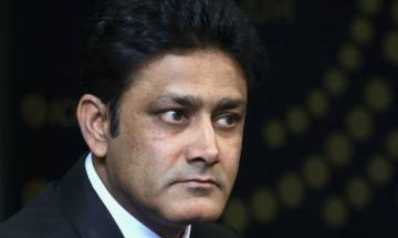 Anil Kumble resigns as coach of Indian cricket team, says Virat Kohli had reservations with his style