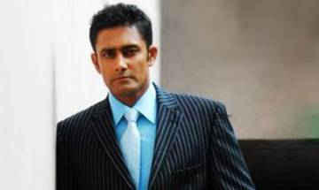 Anil Kumble stays back in London for ICC meeting as Indian cricket team leave for West Indies