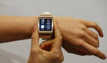 Indian start-up develops range of fitness wearable's with variety of fitness trackers and apps