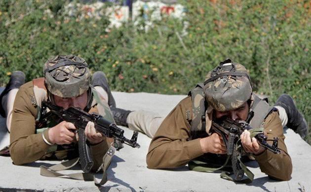 Nagaland: Gun battle between security forces and militants (Source: PTI)