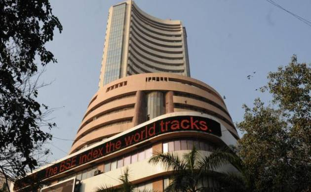 BSE Sensex trades lower by 65 points, Nifty falls 35 points