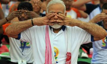 International Yoga Day: Yoga is about health assurance and not even expensive to practice, says PM Narendra Modi