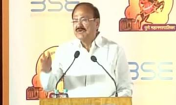 Naidu wants cities to be self-reliant, raise funds from local markets