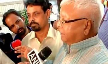 Presidential poll 2017: Lalu Prasad Yadav to urge Nitish Kumar to rethink over his support to Kovind
