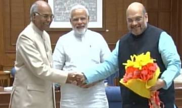 Ram Nath Kovind to file nomination for President's post on Friday; PM Modi, Amit Shah to stand as proposers