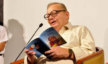 Ruskin Bond: Here is how the legendary author wants to spend his coming years