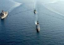 China asks India, US not to disturb peace in South China Sea