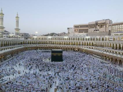 Saudi Arabia: Terrorist attack on Mecca during Ramzan