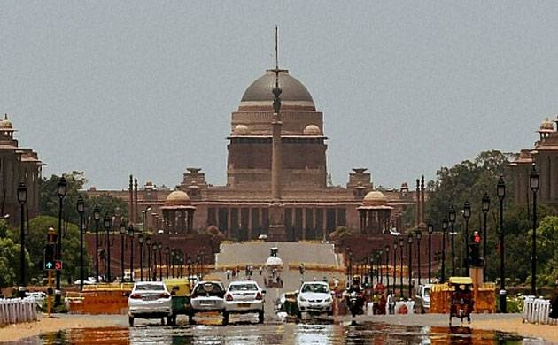 President's house (Image: PTI)