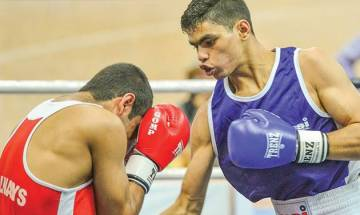Ulaanbaatar Cup: Ankush Dahiya claims gold medal in 60 kg weight category, L Devendro Singh settles for silver in Mongolia