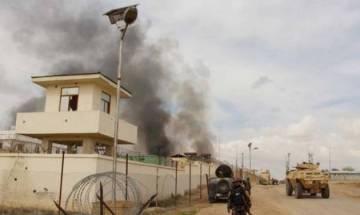 Taliban militants attack security post in western Afghanistan; 10 policemen dead, 3 injured