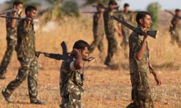 More than a dozen Naxals killed during 'Operation Prahaar' in Chhattisgarh: DG DM Awasthi